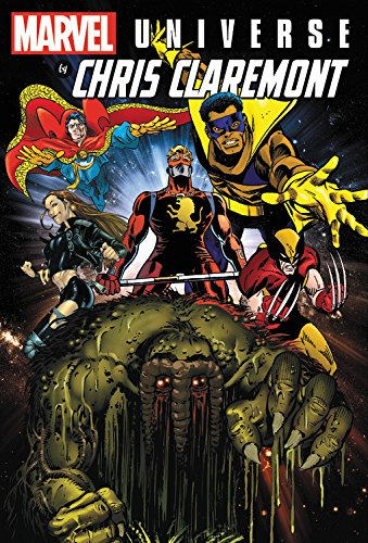 Marvel Universe by Chris Claremont Omnibus