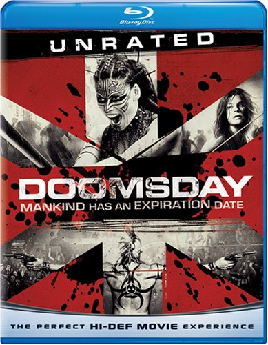 Blu-ray : Doomsday (2008) (Widescreen, , Dolby, AC-3, Digital Theater System)