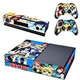 Cheap Vanknight Vinyl Decal Skin Stickers Cover Anime for Xbox One Console Kinect 2 Controllers