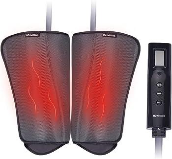 HailiCare Air Compression Leg Massager for Circulation Calf Wraps