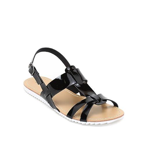 DentatoIn Sandali Prendimi Bassi Fondo amp;scarpe Con Scarpe Vernice sdtChQrx