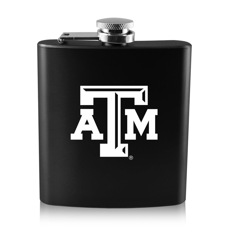 最上の品質な Texas A A & M B0188IYBIW University University - 6オンスカラーステンレススチールflask-black B0188IYBIW, クルトンハウス:d318fd27 --- buyanyproducts.com