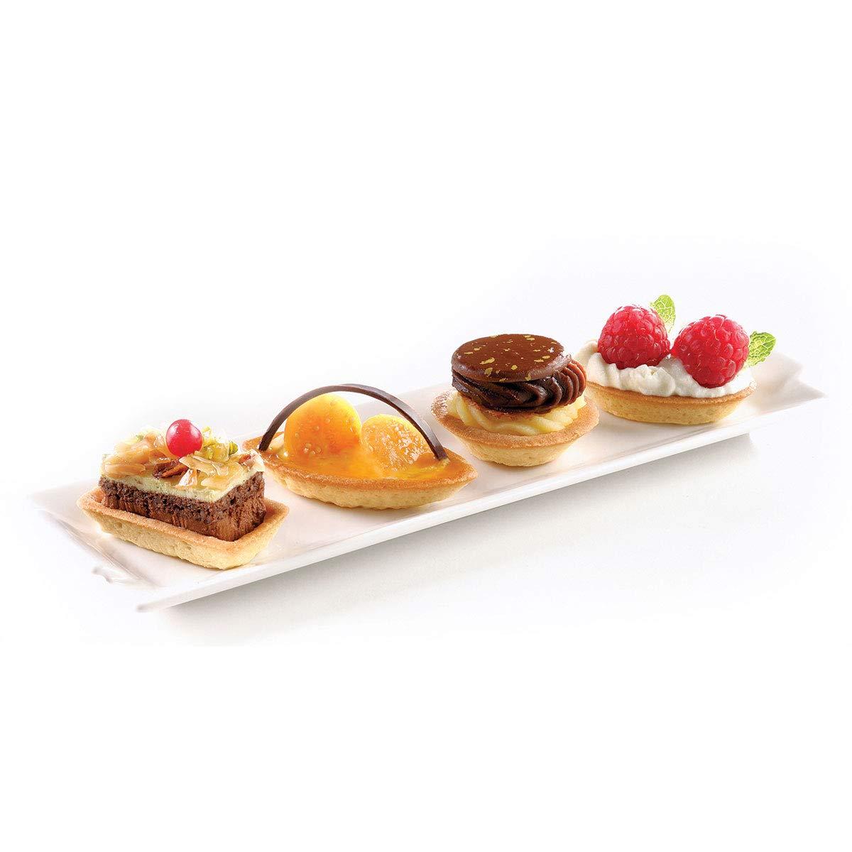 Mini Sweet Butter Tart Shells Assortment - app. 2'' - 480 pcs