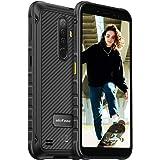 Rugged Cell Phones Unlocked Ulefone Armor X8, 4GB + 64GB, Android 10, 5.7 inch Waterproof Phones Unlocked, 13MP Triple Rear C