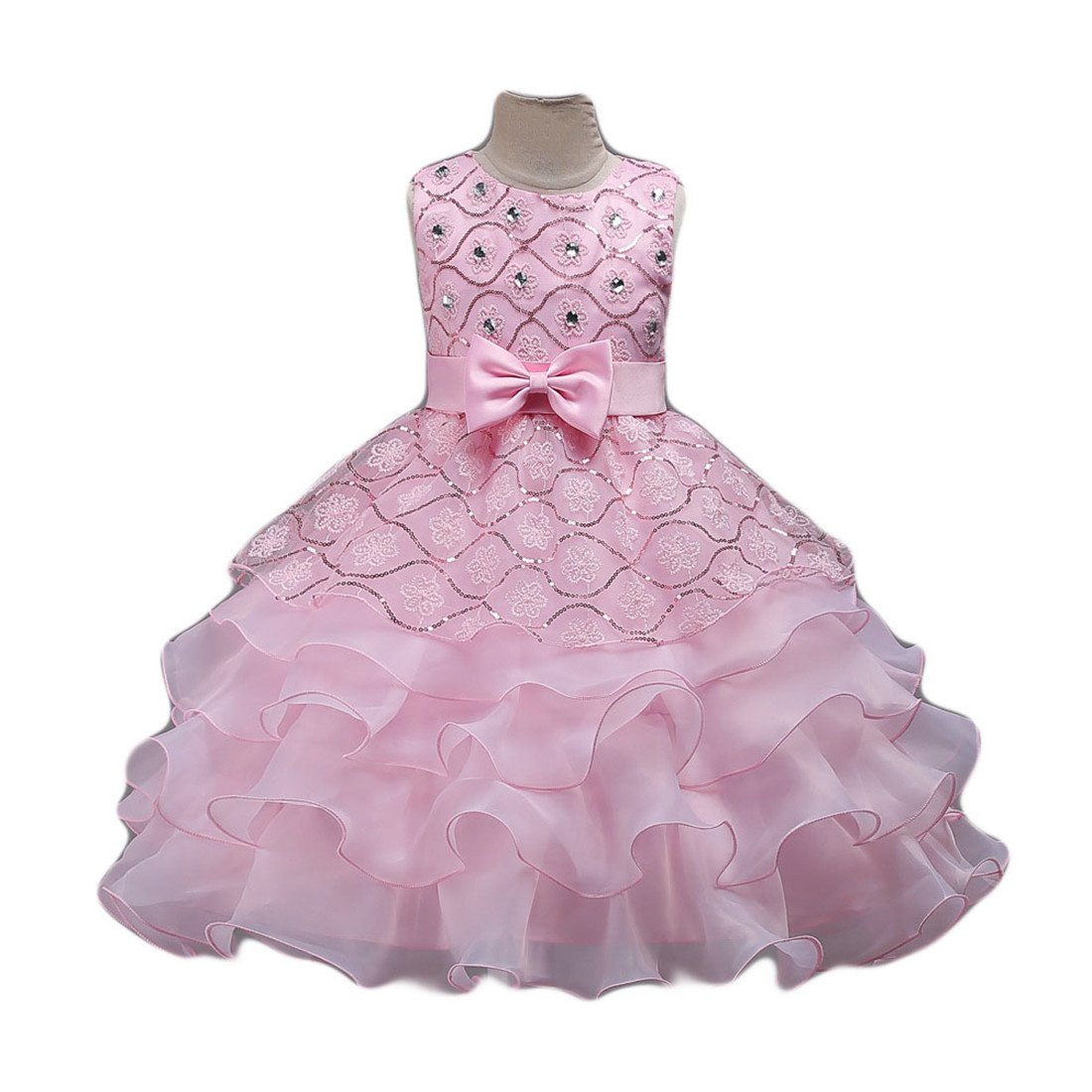 Lilybell Girl Party Wedding Pageant Special Occasion Dress Lilybell123DSDF3