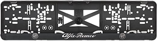 4/x Alfa Rome eo3d Effet Licence dimmatriculation Support de plaque
