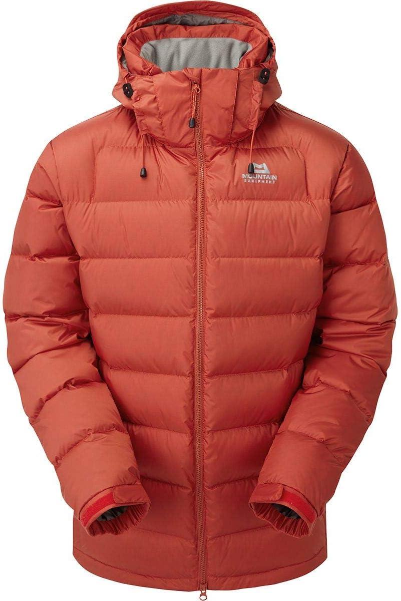 Mountain Equipment Mens Lightline Windproof Insulated Zip-Off Hood Down Jacket