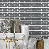 Brick Stencil Template - Reusable Wall Stencils for