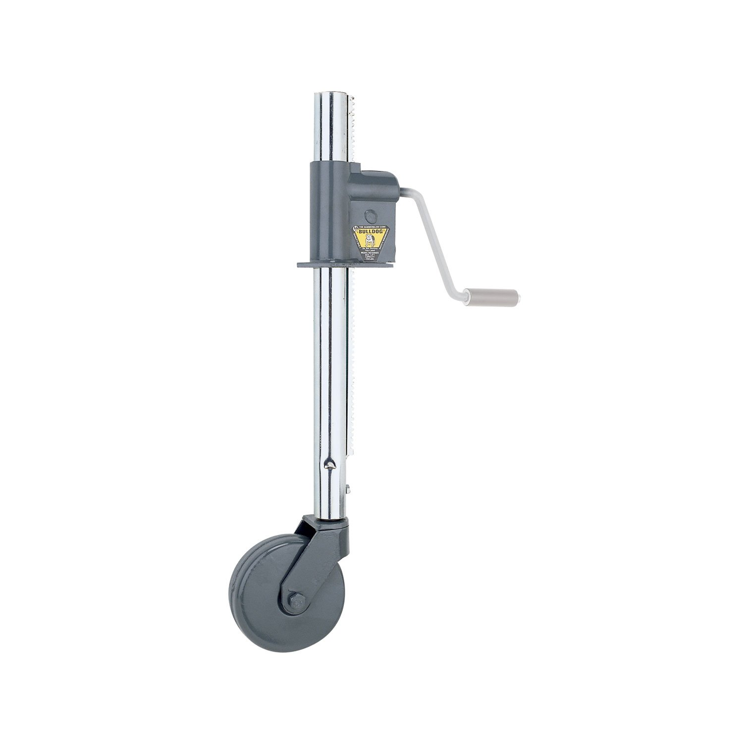 Bulldog 165W Rack/Gear Jack with 16-Inch Travel (Includes Gearbox and Rack and Post Assembly) by Bulldog