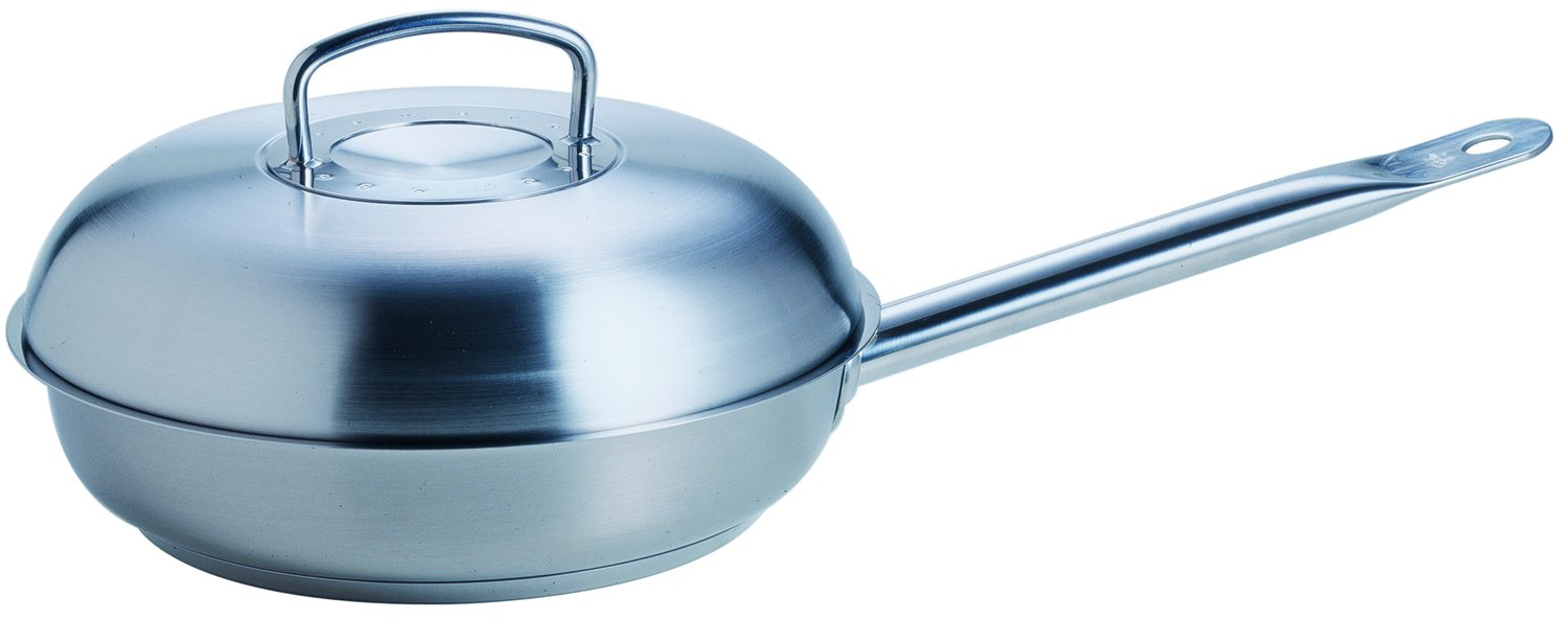 Fissler Original Professional Collection Stainless Steel Pan Cover 24 cm