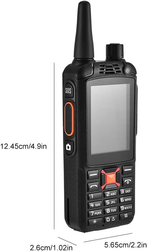 Vbestlife Walkie Talkie Interphone Inteligente 3500mAh 2.4 Pulgadas SOS Rugged Android 4.4.2 3G Dual SIM de teléfono móvil: Amazon.es: Electrónica