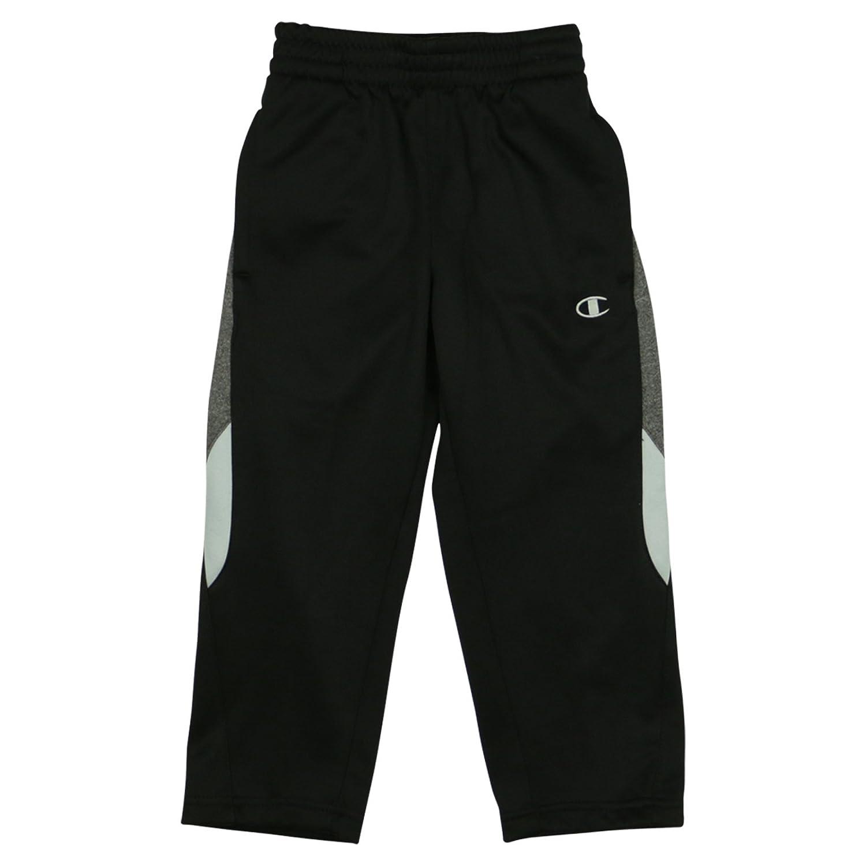 7d4ad9aff7b9 Amazon.com  Champion Boys Athletic Sweatpants Active Pants 4 Black Granite   Clothing