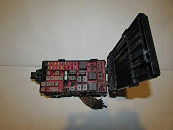 amazon com 00 02 ford expedition under hood relay fuse box block 02 expedition fuse box diagram 00 02 ford expedition under hood relay fuse box block panel warranty 1118