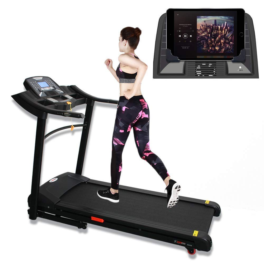 Fitifito FT660 Cinta de correr para fitness 6 PS ,25 programa,con ...