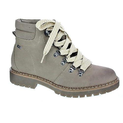 Mustang 57461 C43706 - Botines Mujer Beige Talla 37: Amazon.es: Zapatos y complementos