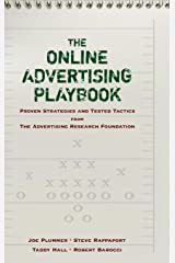The Online Advertising Playbook: Proven Strategies and Tested Tactics from the Advertising Research Foundation Hardcover