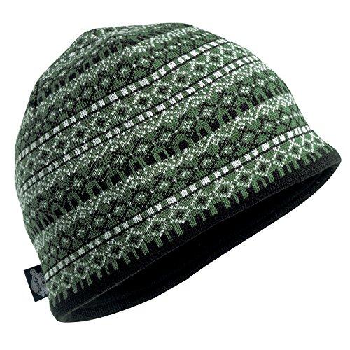 Turtle Fur Franz Merino Wool Knit Beanie, Fleece Lined Ski Hat