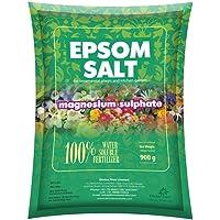 Divine Tree Epsom Salt Magnesium Sulfate for Speed Up Plant Growth Vegetables & Plants Nutrient