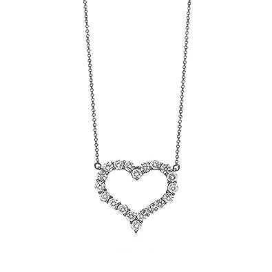 collier or blanc cristal swarovski