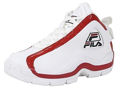 Fila Grant Hill 2 - Zapatillas de Baloncesto para Hombre, Blanco ...