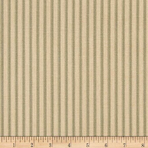 Magnolia Home Fashions Berlin Ticking Stripe Pine ()