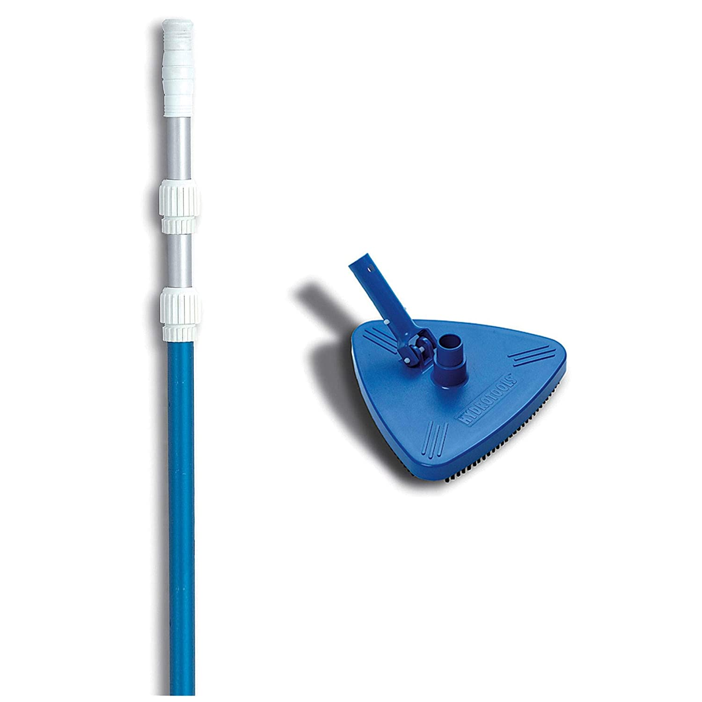 Amazon.com : HydroTools 8140 Weighted Swimming Pool Vacuum ...