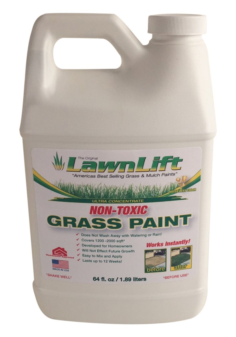 Lawn Paint Concentrated Lawn Paint (8 Units), 64 oz