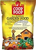 PEARL VALLEY ORGANIX 080951 Coop Poop All Purpose Garden Food, 40 lb