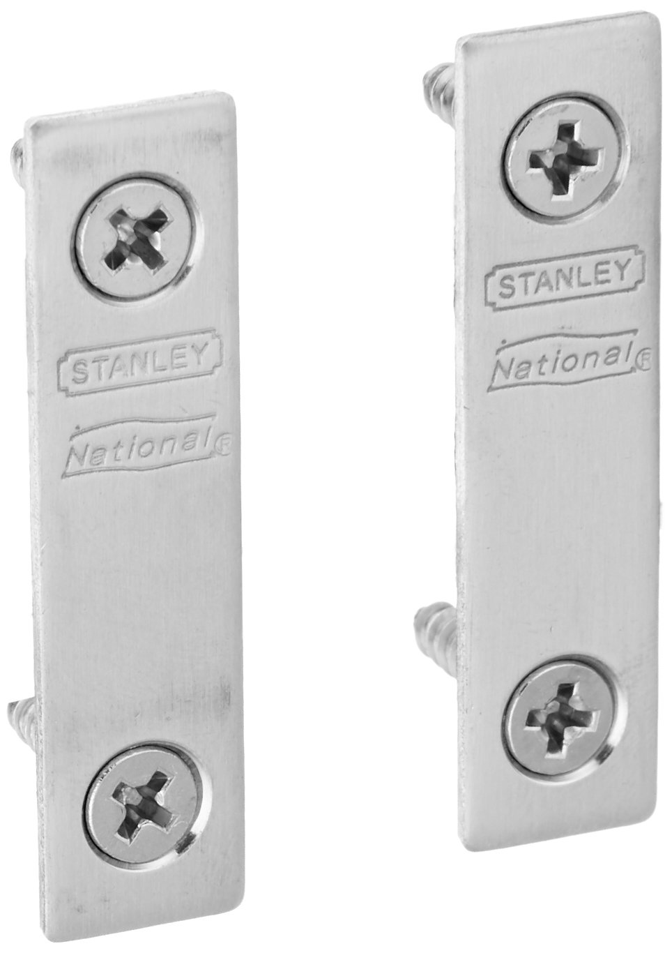 Stanley 850768 Mending Plate, 2-1/2'', Stainless Steel
