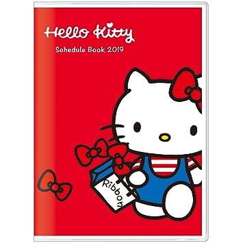 Star Stationery Sanrio Hello Kitty S2946998 - Agenda 2019 A6 ...