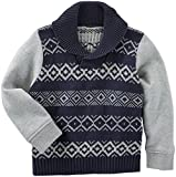 Product review for OshKosh B'Gosh Boys' Sweater 21401210