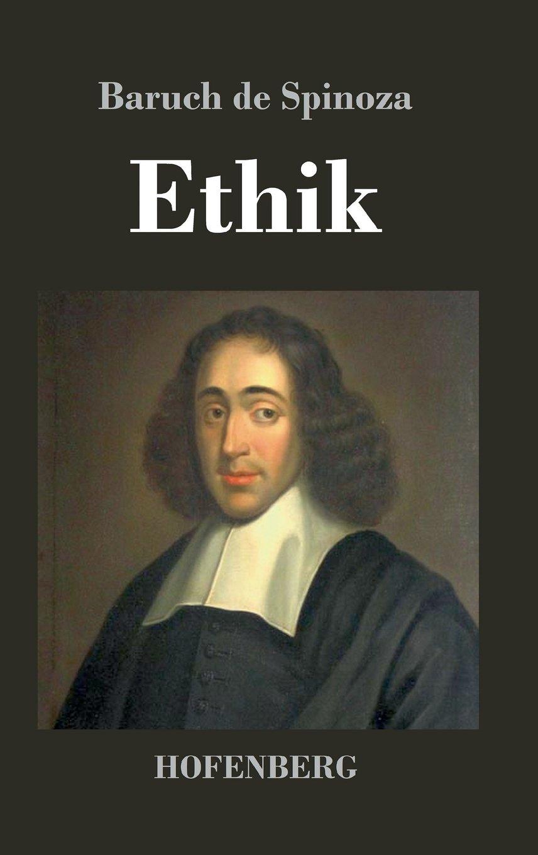 Ethik German Edition Baruch De Spinoza 9783843036627