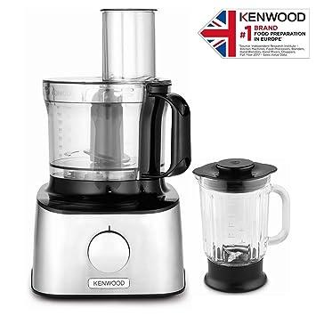 Kenwood - Robot da Cucina MultiPro Compact FDM301SS