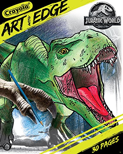 Crayola Jurassic World Coloring Teens product image