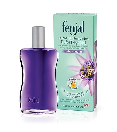 3x Fenjal aroma bagno terapeutico / ogni 125ml / leggermente spumoso ...
