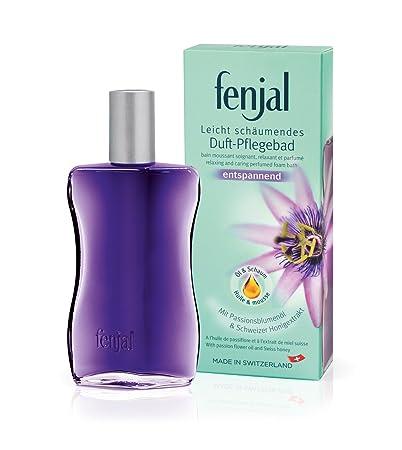 3x Fenjal aroma bagno terapeutico / ogni 125ml / leggermente ...