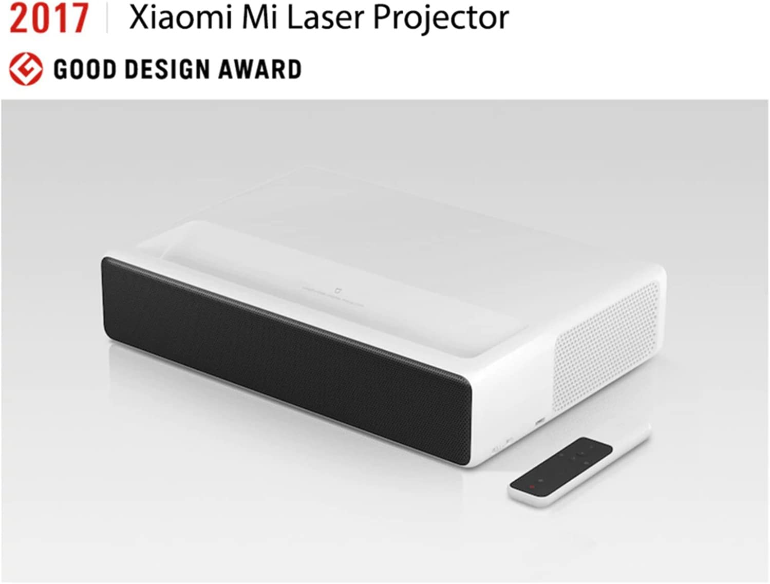 Xiaomi Mi Ultra Short Throw DLP Proyector de Home Cinema Láser ...