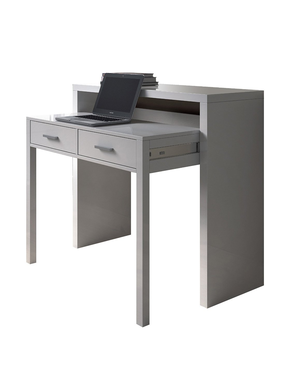 Affordable casa granada a scrivania estensibile dim h cm melamine with mobile scrivania a scomparsa - Mobile per computer a scomparsa ...