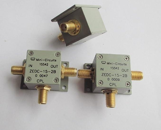 1Pcs Mini-circuits ZEDC-15-2B ZEDC-15dB-2B 1MHz-1000MHz 15dB ...
