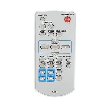 Mando a Distancia para proyector Sanyo PLC-XU355A PLC-XU305A ...