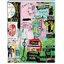 Jean-Michel Basquiat GreenJournals, full-color, environmentally friendly notebooks with lined pages, wrapped in a paper cover