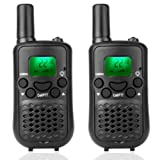 Amazon Price History for:Kids Walkie Talkies Gift Toys for Kids 22 Channel FRS/GMRS Two Way Radio Up to 3KM UHF Handheld Walkie Talkies Toys for 5/6/ 7-year Old Boys and Girls