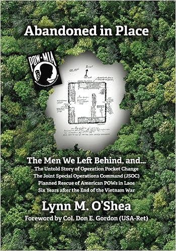 Abandoned in Place: O'Shea, Lynn M: 9781499199260: Amazon.com: Books
