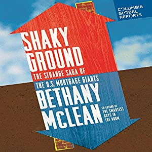 Shaky Ground Audiobook