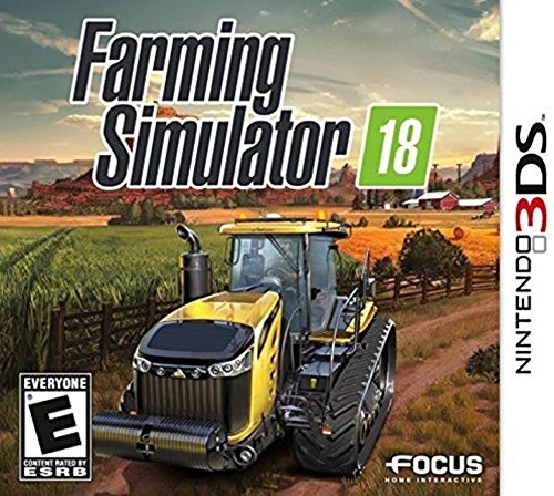 Farming Simulator 18 - Nintendo 3DS by Maximum Games