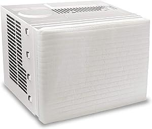 """Imperius Indoor Air Conditioner Cover - 15-17"""" H x 22-25"""" W x 2"""" D - Beige"""