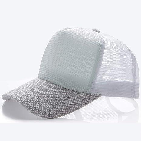 ZHENGBINGF Último Modelo Fashion Doodle Net Cap Gorra de béisbol ...