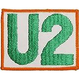 logo patch orange