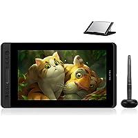 HUION Kamvas Pro 13 Tableta Gráfica con Pantalla, 120% sRGB, Monitor de Dibujo Laminado Completo, Pantalla de Lápiz Full…