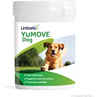 Lintbells YuMOVE Dog supplement for stiff and older dogs, 300 tablets